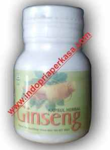 Kapsul Herbal Gingseng