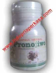 Kapsul Herbal Pronojiwo