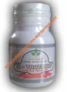 Kapsul Herbal X-Tratonic